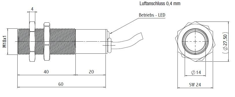 infrarottemperatursensornovasensir502gabmessungen