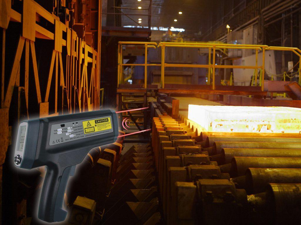 Pyrometer Stahlverarbeitung HighTemp 530