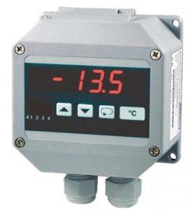 Temperaturmessgerät DP1005 für Thermoelemente