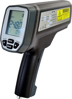novasens High Temp 530 Infrarot Thermometer